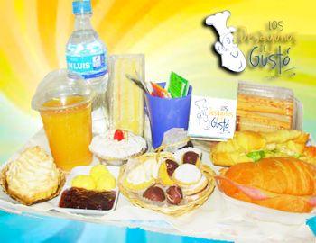 Deliciosos desayunos a la puerta de su hogar