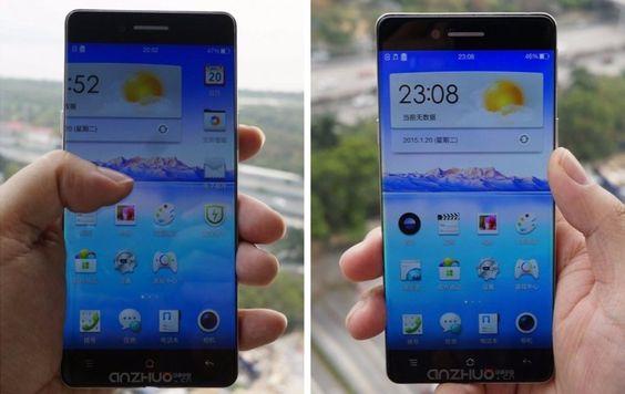 Oppo Smartphone mit rahmenlosen Display zeigt sich im Video  http://www.androidicecreamsandwich.de/2015/03/oppo-smartphone-mit-rahmenlosen-display-zeigt-sich-im-video.html  #oppo   #smartphones   #android