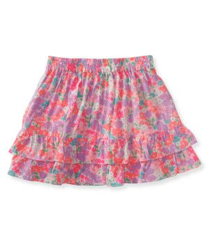 Kids' Floral Ruffle Skirt - PS From Aéropostale®