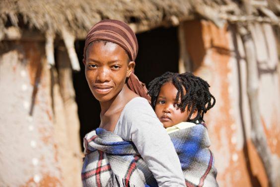 Menschen in Guinea-Bissau