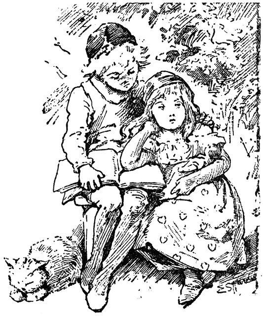 Children Reding