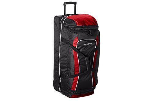 Samsonite Drop Bottom Wheeled Duffel 32 Bags Duffel Duffel Bag