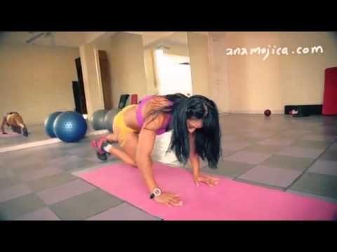 bajar de peso y marcar el abdomen