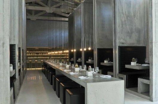 America (Restaurant): Workshop (Estados Unidos) / Soma Architects. Imagen