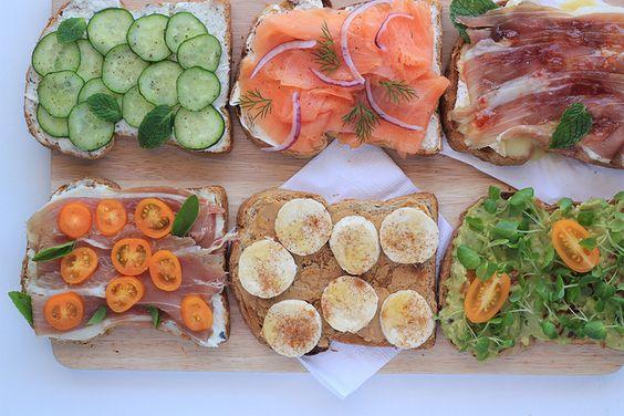 6 sanduíches para inspirar seu lanche ou petisco