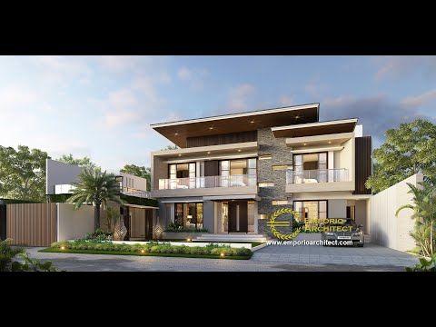 Desain Rumah Bapak Yusuf Di Lombok Youtube Desain Rumah