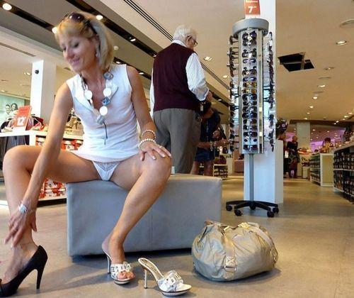 Shoe Store Fuck 106