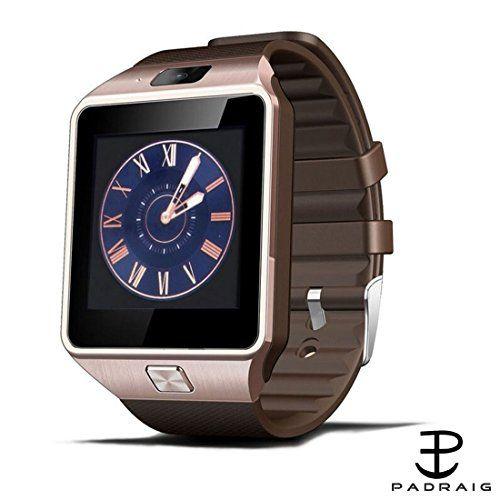 Padraig Samsung Galaxy Edge 4g Compatible Bluetooth Dz09 Smart Watch Wrist Watch Phone With Camera Sim Card Sup Smart Watch Smart Watches Men Wearable Device