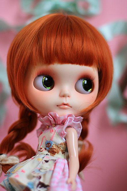 Ran's OOAK Custom Blythe Doll NO.2 by RanSilentNight on Etsy