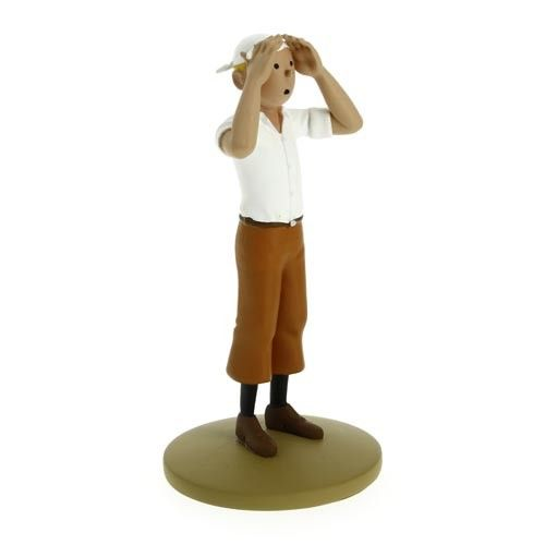 Figura Tintín en el desierto Tintín / Moulinsart - Hergé - Rian de Rian
