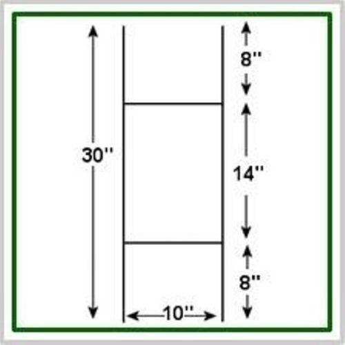 25pack Corrugated H Frames Wire Stakes Signs Not Included Yard Signs Yard Sign Stakes Wire Sign