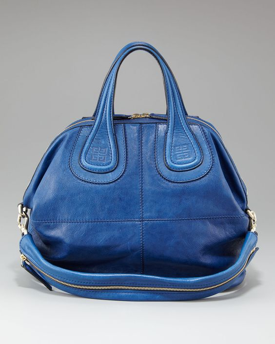Givenchy Nightingale in bright blue