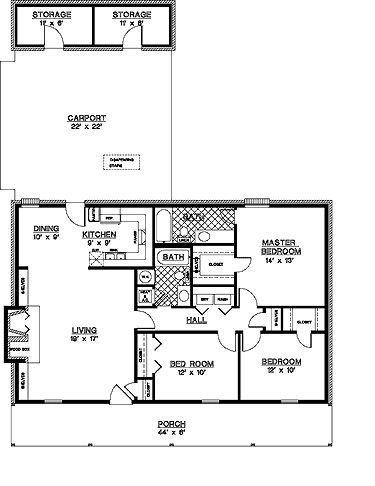 simple floor plans square feet and floor plans on pinterest