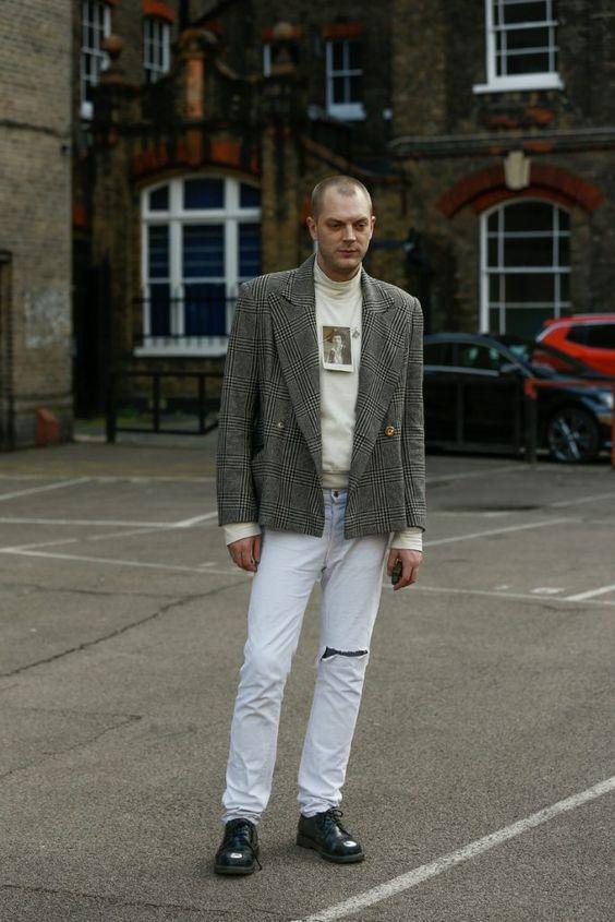 30代メンズにおすすめのダブルジャケットコーデ | Team Peter Stigter, catwalk show, streetwear and fashion photography - Part 6