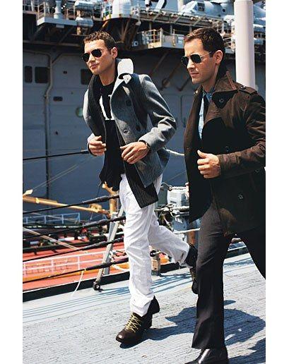 Anchor Men Photos | GQ
