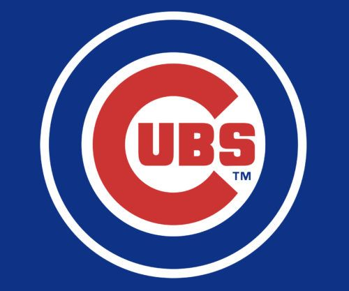The 1918 Symbol Was The Chicago Cubs Chicago Cubs Logo Logos