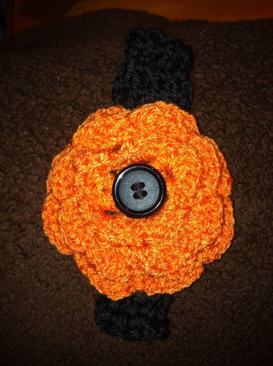 Happy Halloween Flower