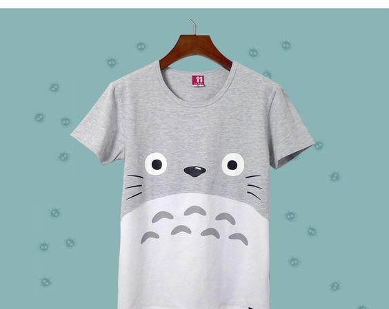 T-Shirt Totoro for Women Summer Short Sleeve Cotton – Cute Totoro: My Neighbor Totoro  https://cutetoro.com/collections/totoro/products/harajuku-kawaii-cat-totoro-t-shirt-female-2017-summer-short-sleeve-cotton-t-shirt-women-tops-graphic-tee-shirt-femme-tshirt  #cutetotoro  #totoro  #cutetoro  Cute toro