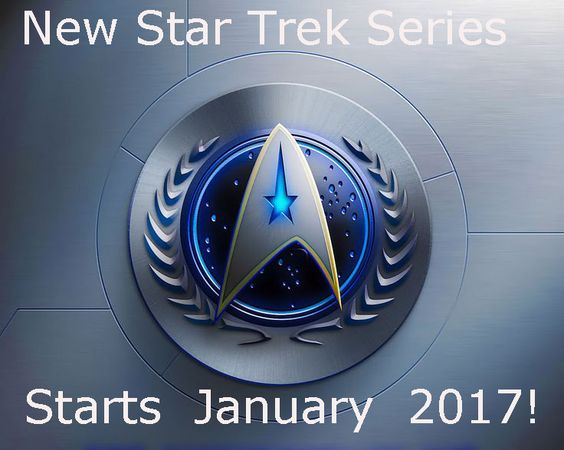 It's true! A new Star Trek series is coming to TV in January 2017. See this article: http://www.startrek.com/article/new-star-trek-series-premieres-january-2017