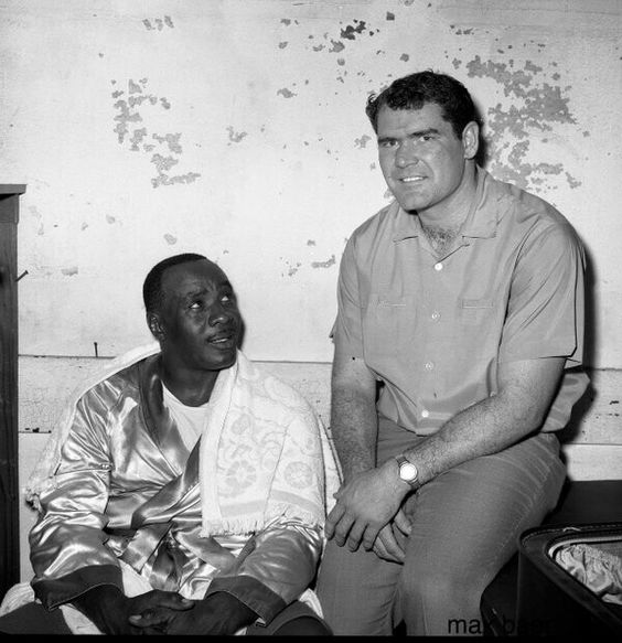 1000+ images about Sonny on Pinterest | Floyd Patterson, Boxing ...