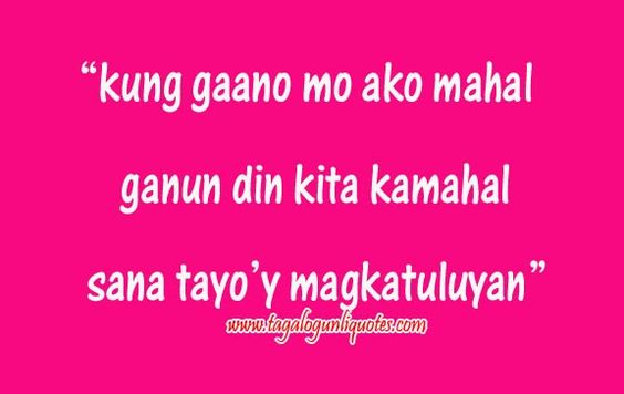 tagalog-love-quotes-pusong-nasaktan-na.jpg (600×500) | Joy | Pinterest