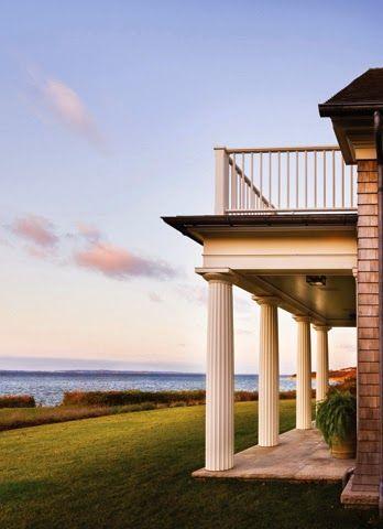 Southern Distinctions: Dream Home #14 - Martha's Vineyard by Ferguson & Shamamian Architects
