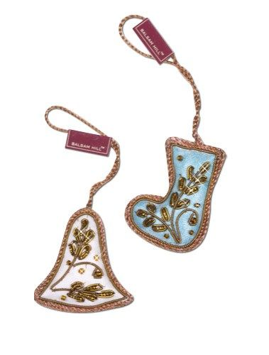 Bells and Booties - Christmas Ornaments and Decorations for your Balsam Hill Tree