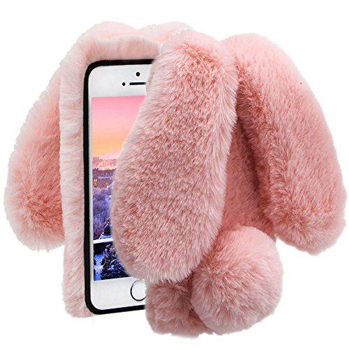 iphone 7 plus coque fourrure