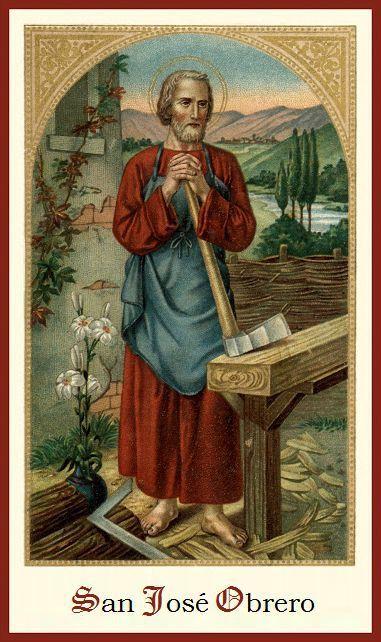 El Rincon de mi Espiritu: 8 DATOS POCO CONOCIDOS SOBRE SAN JOSÉ