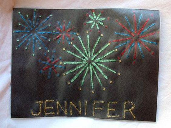 july 4th arts & crafts