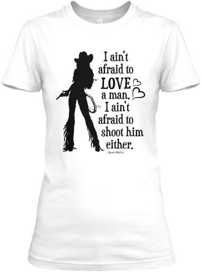 Love Him or Shoot Him