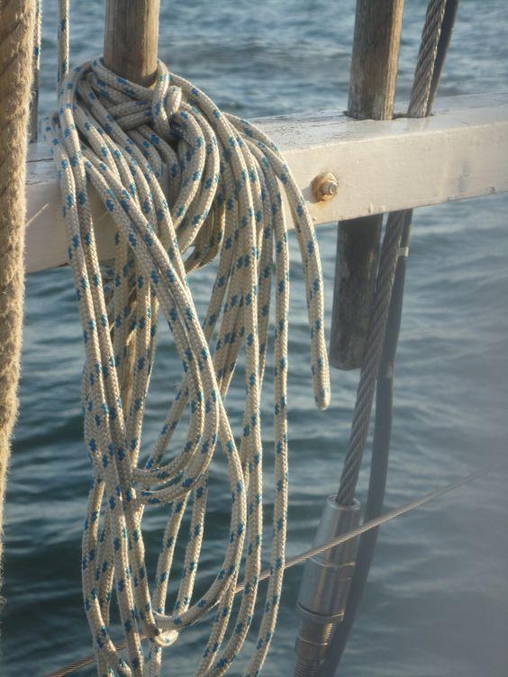 la bonne vieille corde bretonne, y'a que ça de vrai !