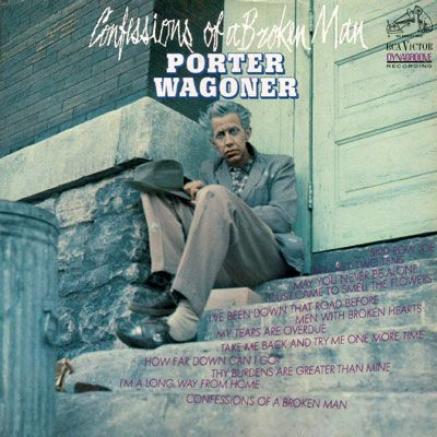 Porter Wagoner and the Great American Album Cover