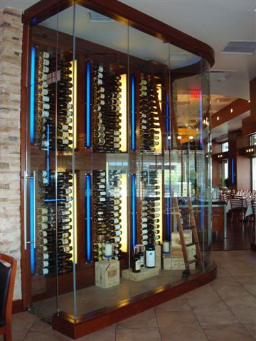 Ocean Prime #Orlando - Just a few of our Wine Spectator's Award of  Excellence wines