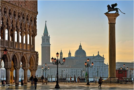 you know what this is... Venezia, at dawn
