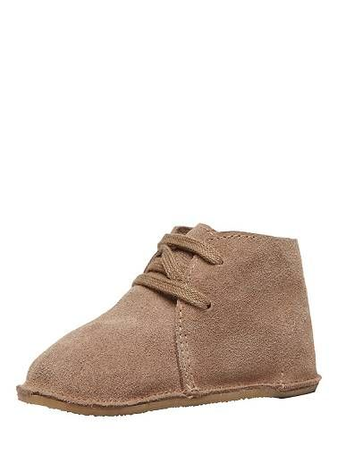 Baby boy's suede desert boots. In love!