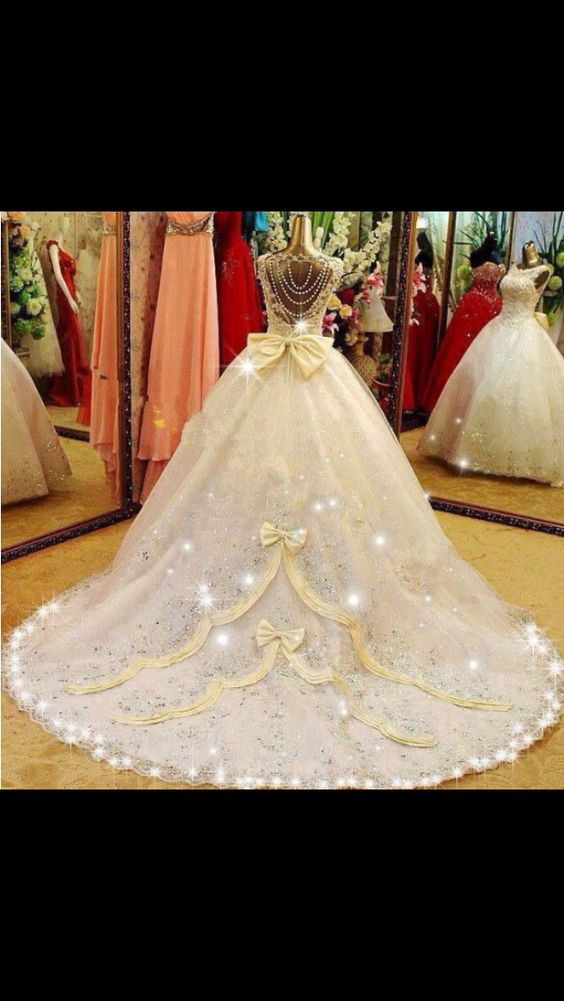 My dream wedding dress I really want this