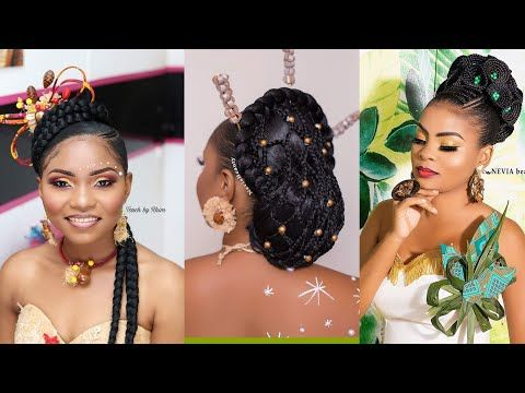 Gabon Coiffures Mariage Coutumier Traditional Gabonese Wedding Hairtsyle Yout Coiffure Marriage Tenue Mariage Coutumier Tenue Mariage Traditionnel Africain