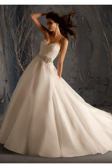 Fullgot Wedding Dress