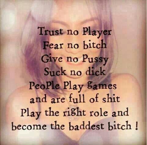 Thts a fact!!