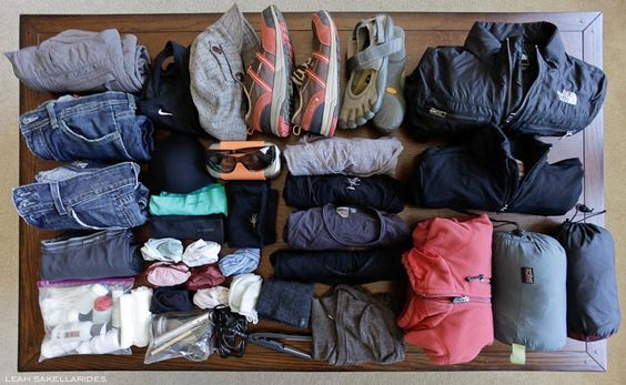 Woman's packing list for 3 weeks in Peru - only going for 1 week but still helpful!