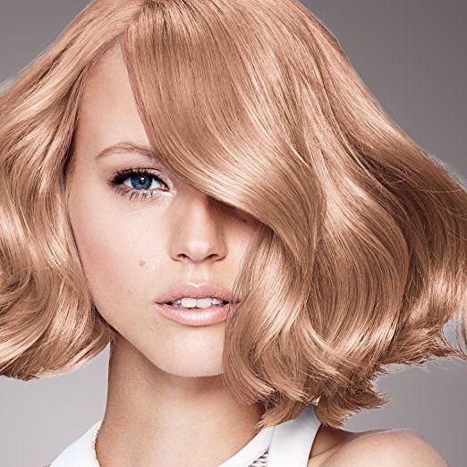 L Oreal Paris Superior Preference Permanent Hair Color 8rb Medium Rose Blonde Rose Blonde Rose Blonde Hair Medium Hair Styles