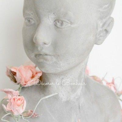 guirlande viellle rose anglaise