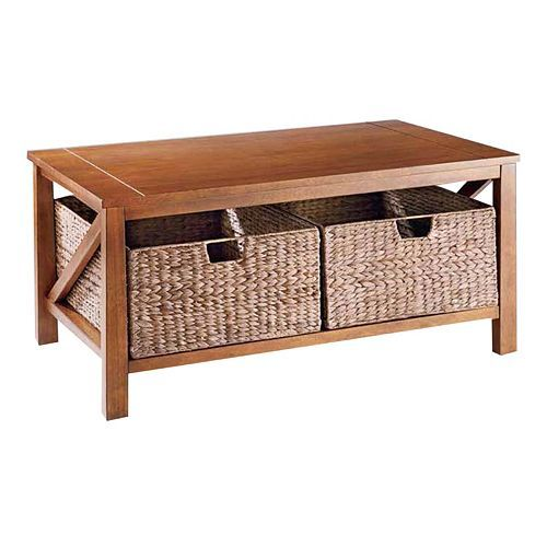 Cameron Coffee Table: SONOMA Life + Style® Cameron Coffee Table