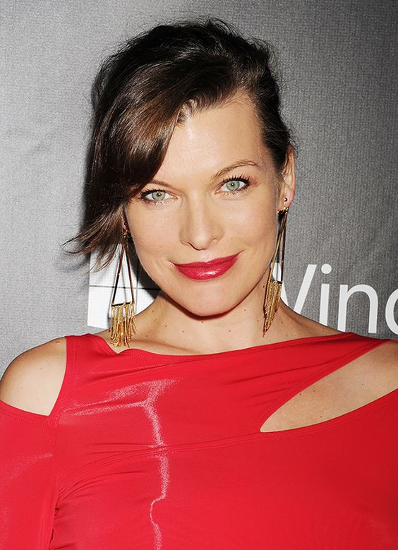 Happy Birthday, Milla Jovovich! See Her Best Looks Ever  #InStyle