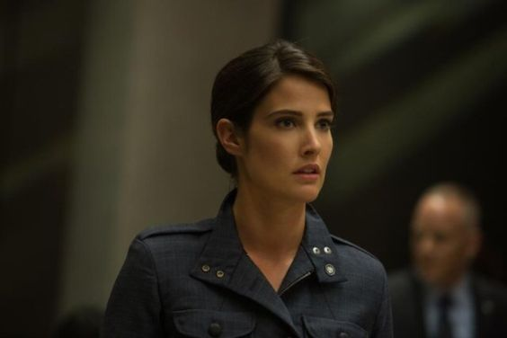 Agent Hill in Captain America: The Winter Soldier