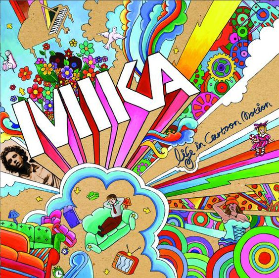 Mika  Album: Life in Cartoon Motion