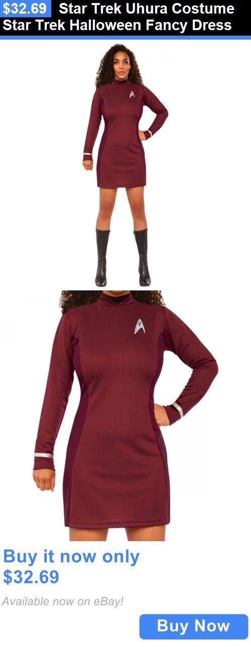 halloween costumes women star trek uhura costume star trek halloween fancy dress buy it now - Uhura Halloween Costume