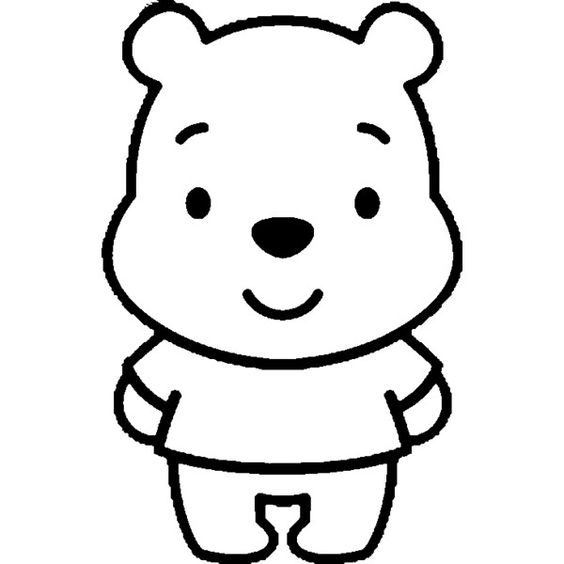 cartoon critters   disney cuties coloring pages liked on