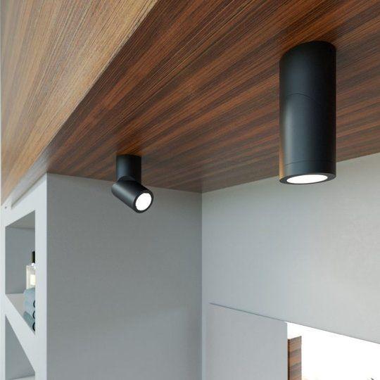 Foco Led Superficie Techo Beneito Faure 7w Interior Plus Redond Focos Iluminacion Techo Paredes Iluminadas